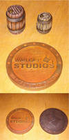 War Cast Studios Coins and Barrels