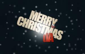 Merry Christmas dA by OlaMarion