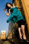 Train Tracks Fashion 3