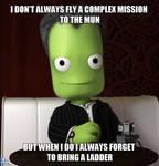 Kerbal Space Program (Related Meme XD)