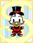 Disney Cutie Scrooge