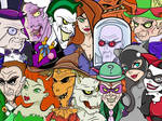Rogues Gallery Wallpaper