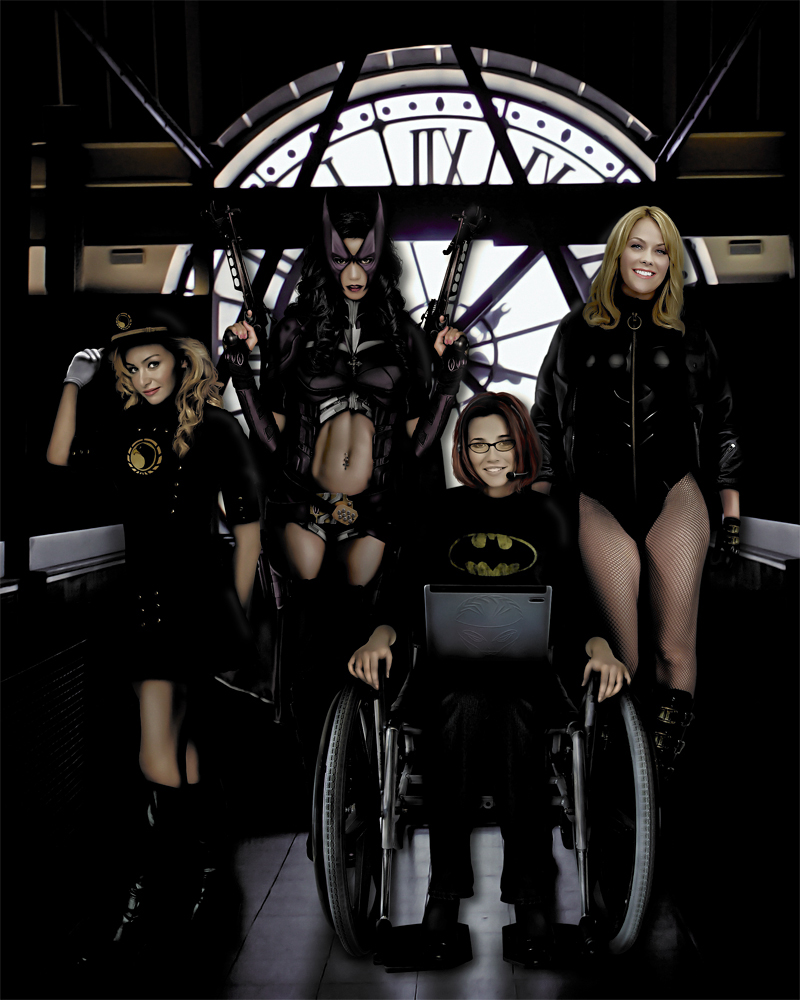 Birds of prey tv series - photo#15
