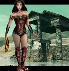 Warrior Princess of Themyscira