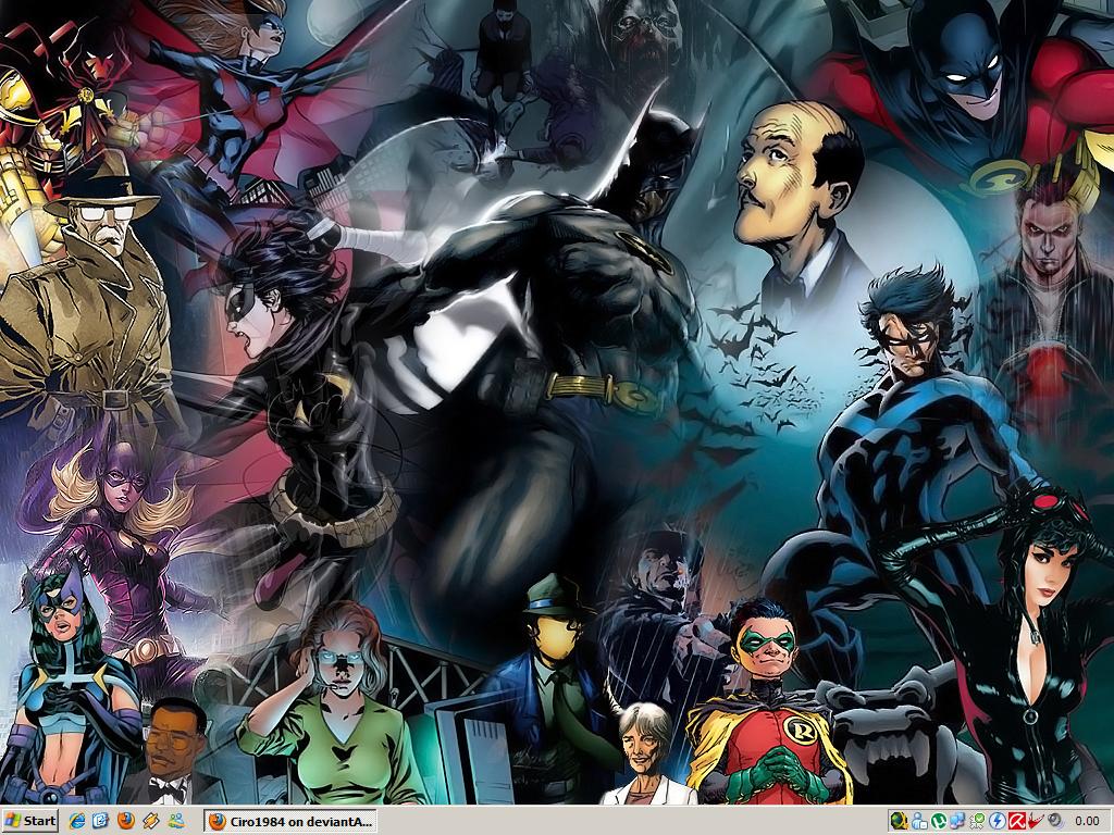 Bat Family 2011 by Ciro1984