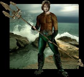 Aquaman by Ciro1984