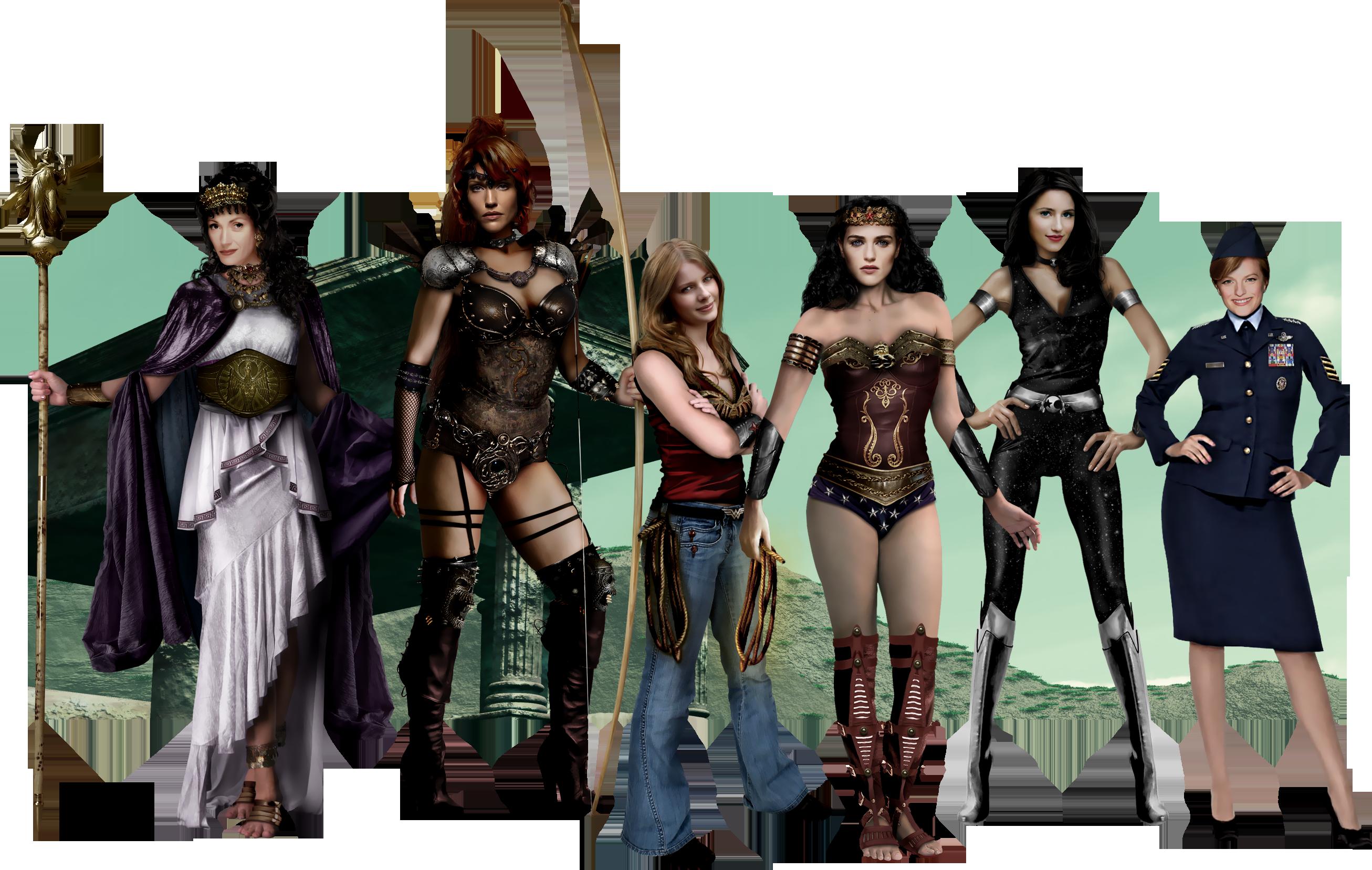 Women of Wonder by Ciro1984