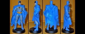 Golden Age Batman custom figurine