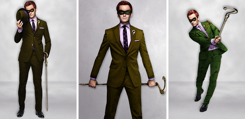 Neil Patrick Harris is The Riddler