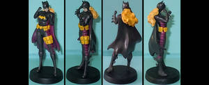 Batgirl Stephanie Brown custom figurine