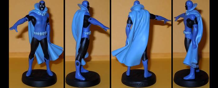 Obsidian custom figurine