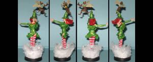 Cyclone Maxine Hunkel custom figurine