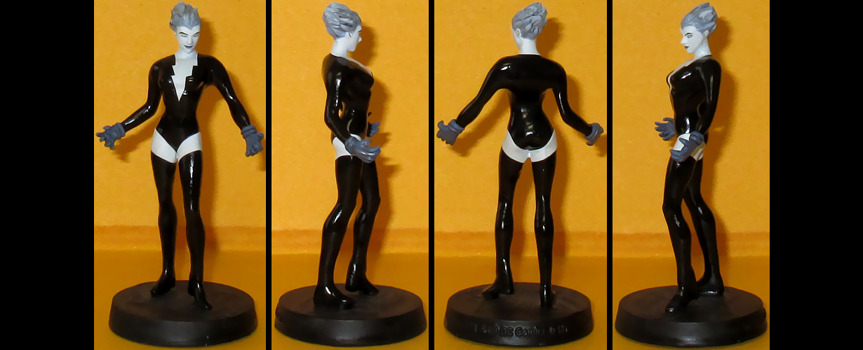 Livewire custom figurine by Ciro1984