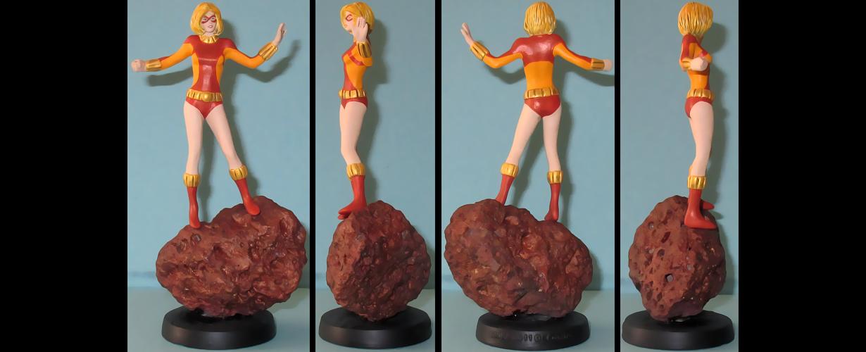 Terra custom figurine by Ciro1984