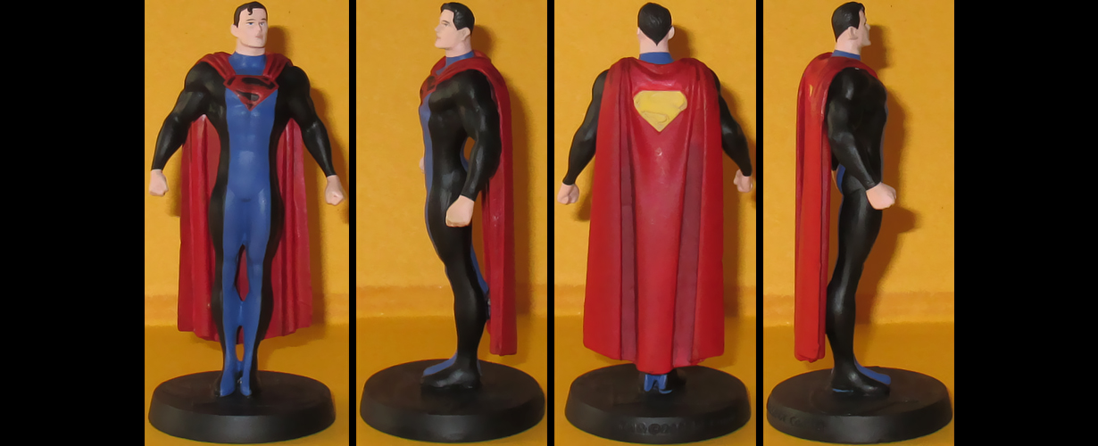 Eradicator custom figurine by Ciro1984