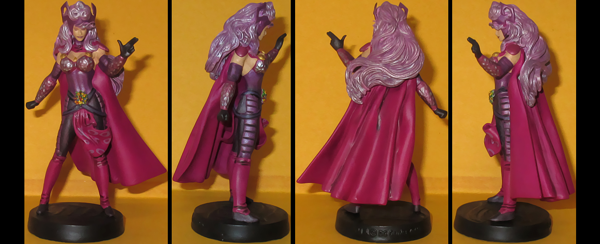 Circe custom figurine by Ciro1984