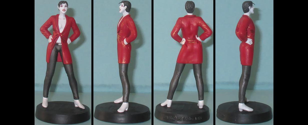 Desire of the Endless custom figurine by Ciro1984