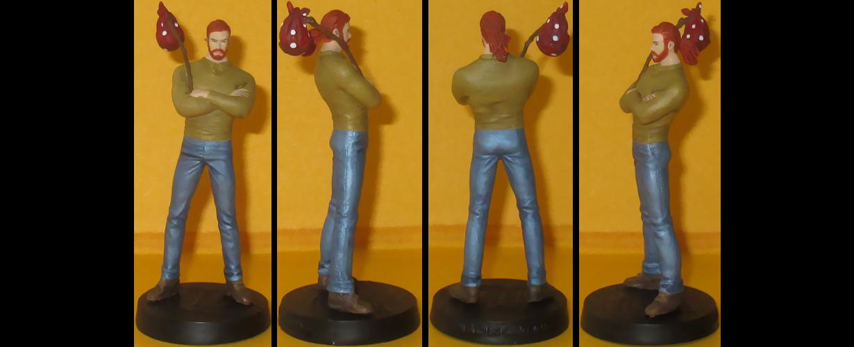 Destruction of the Endless custom figurine by Ciro1984