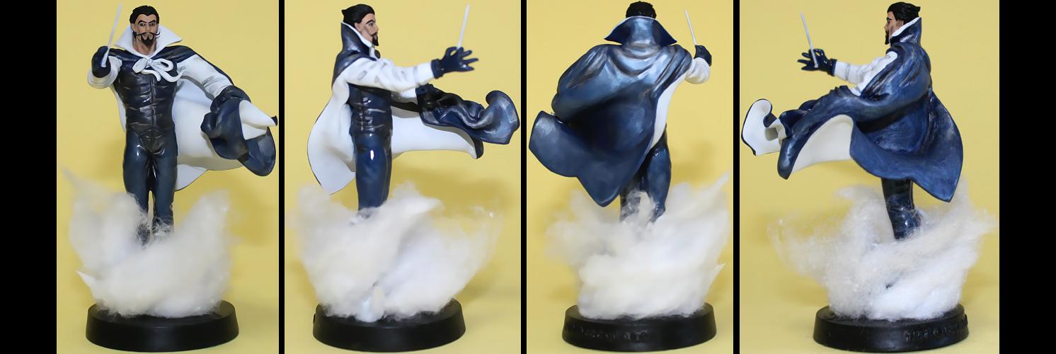 Abra Kadabra custom figurine by Ciro1984