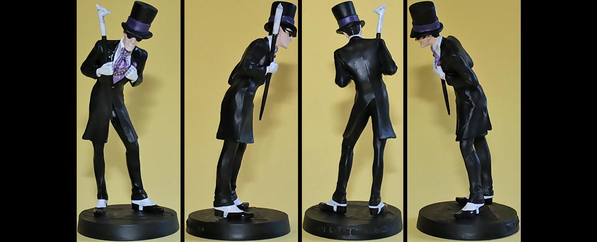 The Shade custom figurine by Ciro1984