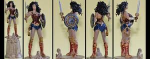 Wonder Woman DCEU custom figurine
