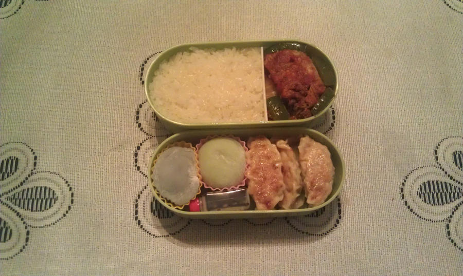 My Seventh Bento! by ChiisaiKabocha17