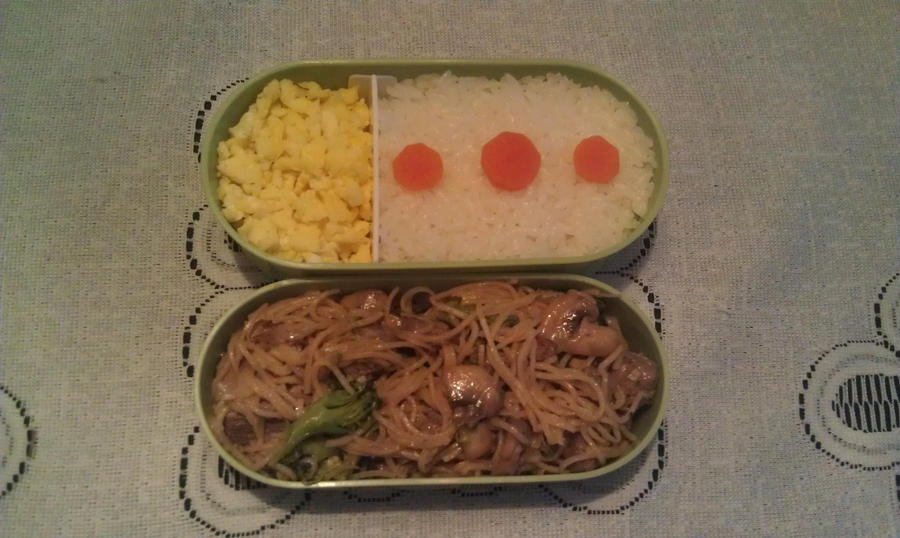My Tenth Bento! by ChiisaiKabocha17