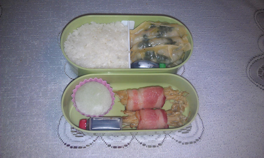 My Fourteenth Bento! by ChiisaiKabocha17