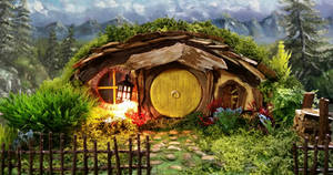 Hobbithouse Miniature