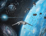 Space Painting - Star Citizen