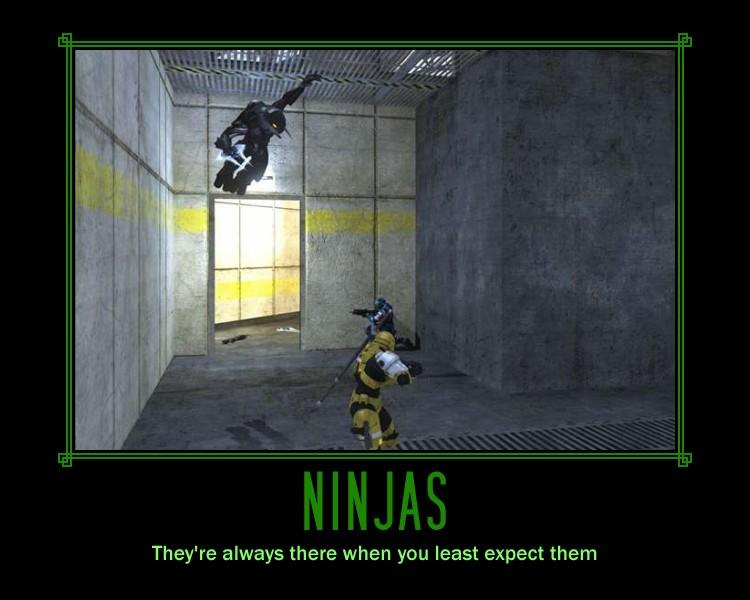 Halo Ninja Motivator by 13MATTallica96