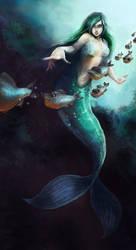 Mermaid by NataliaSoleil