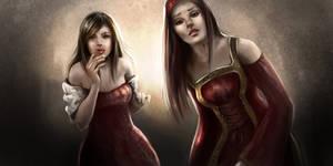 Blood dolls by NataliaSoleil