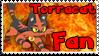 Torracat Fan Stamp by NLPZDudeYT