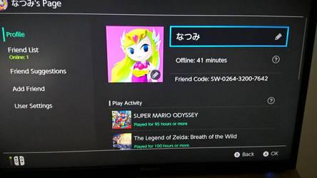 Nintendo Switch FC by NLPZDudeYT