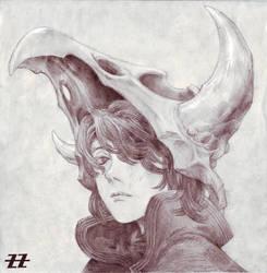 Bone by FLOWERZZXU