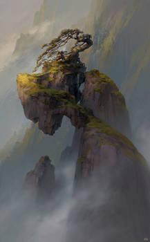 Qianyuan mountain