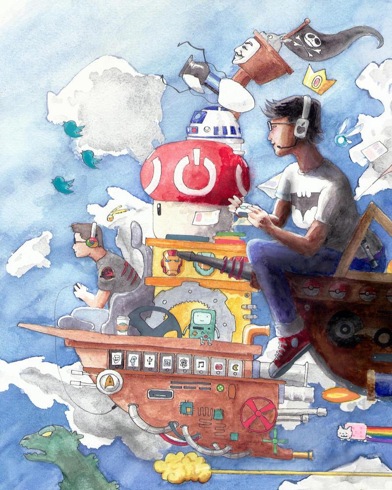 Ilustracional 2013 by Ilustrandole
