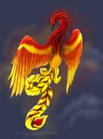 Phoenix by Najiri