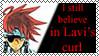 Lavi's curl stamp by SakuraKeyblader78