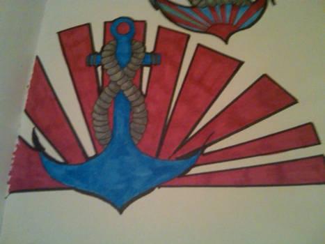Tattoo Idea Rising sun
