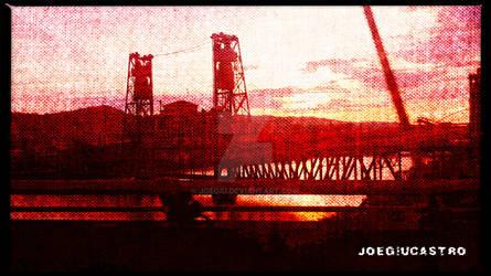 Bridge by Joe Giucastro by joegiu