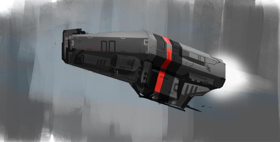 Drone by Seeker800