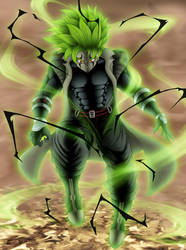 The Dragon Warp : Kiryu by Crakower