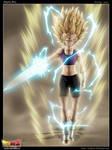 Dragon Ball Multiverse : Majin Bra