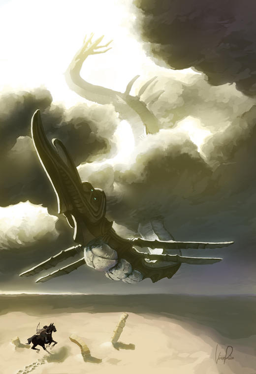 Skylord by Immp
