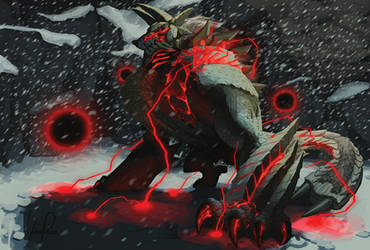 Hound of Hades by Immp