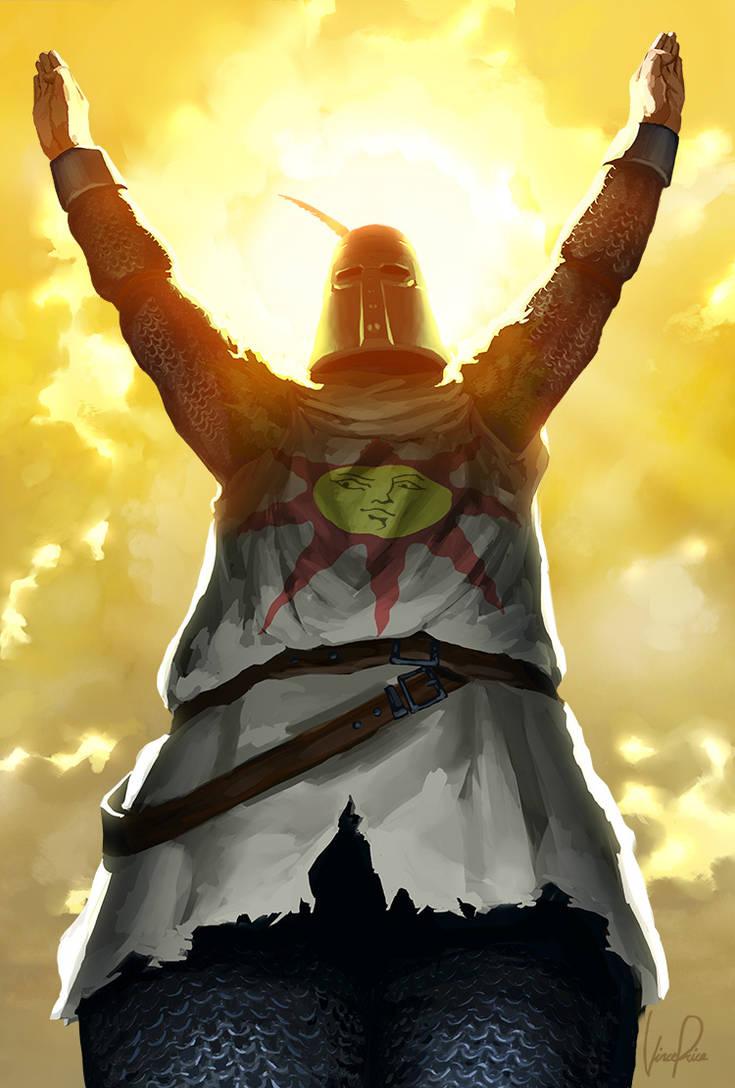 Praise the Sun by Immp
