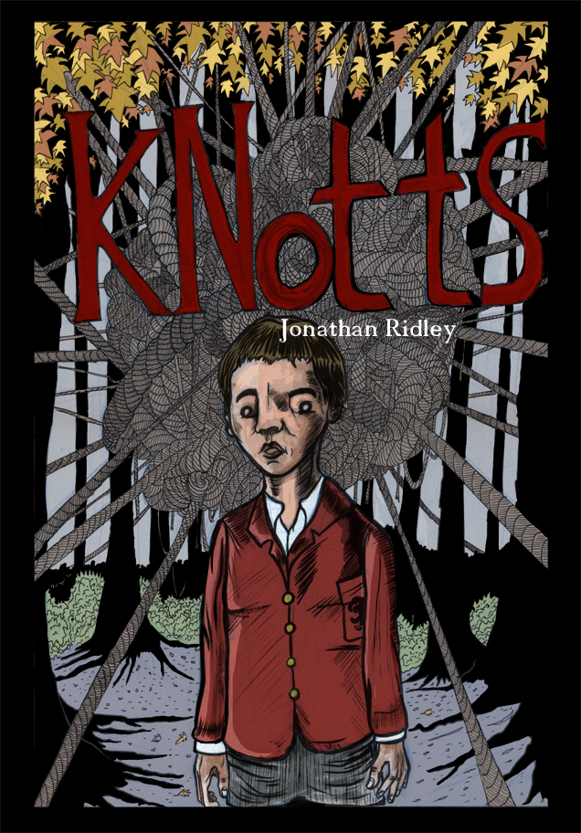 Knotts by Vitreous-Comics