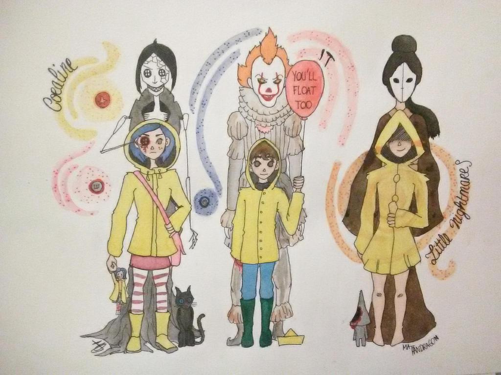 Yellow Raincoat Danger By Mattpandragon On Deviantart